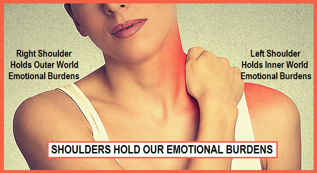 Shoulders Hold our Burdens