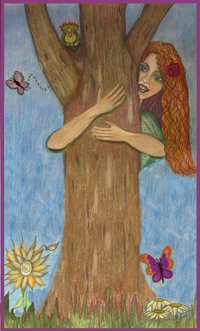 Hug A Tree Exercise Revisited