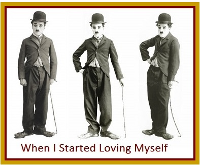 when I started loving myself