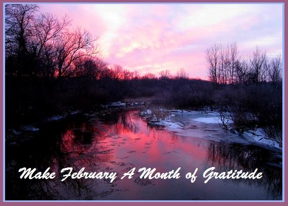 Make February A Month Of Gratitude