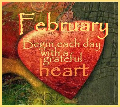 Make February A Month Of Gratitude