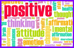 eliminate negative self talk with positive thinking