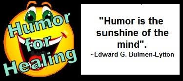 humor healing word