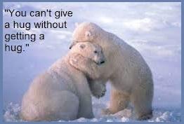 hug healing word