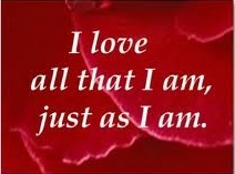 affirmation of self-love