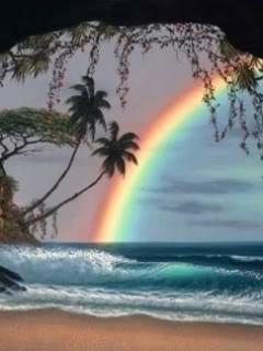 Nature's Healing Gift -Rainbows.