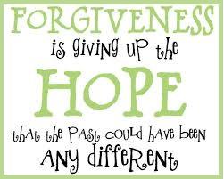 Forgiveness Exercise brings Balance & Harmony