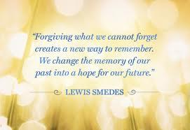 tuesday's word forgiveness