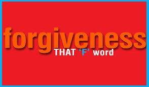 Tuesday's healing word forgiveness