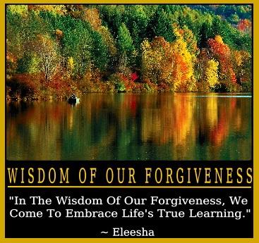 forgiveness affirmation exercises