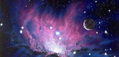 Nature's Healing Star Gazing