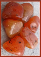 carnelian healing net for etheric body