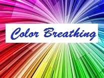 Color Healing Breathing Exercise
