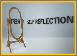 Healing Self-Reflecion Quote
