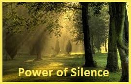 Tuesday's Healing Word Silence