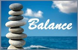tuesday's healing word balance