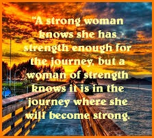 Tuesday's Healing Word Women's Strength