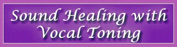 voice toning-healing instrument