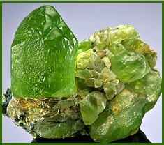 Peridot for balancing tranquility & more