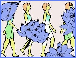 Awareness Art of Walkng Exercise