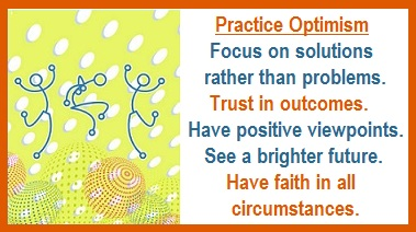 tuesday's healing word optimism
