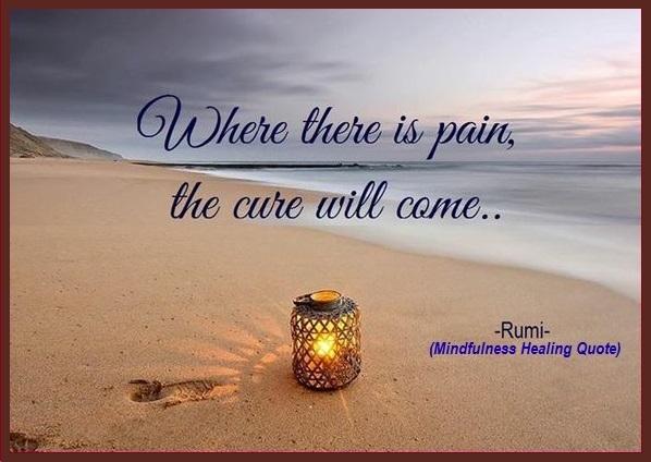 Rumi's Mindfulness Healing Poem