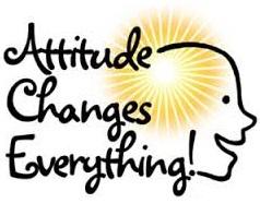 Tuesday's healing word - attitude