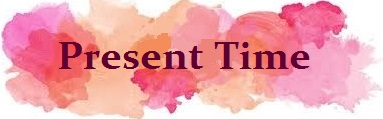 Focus on 'Present Time' Essential Oil