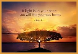 Rumi poem related to chakra healing
