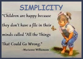 tuesday's healing word simplicity