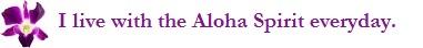 tuesday's healing word aloha