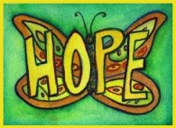 tuesday's healing word - hope