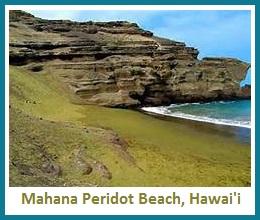 Peridot Hawaiian Diamond
