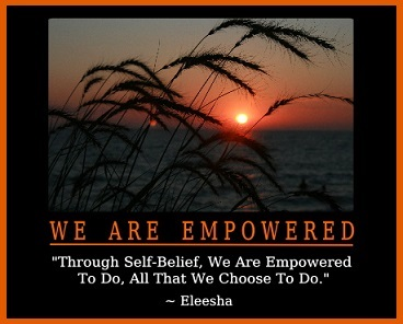 Tuesday's Healing Word Self-Belief