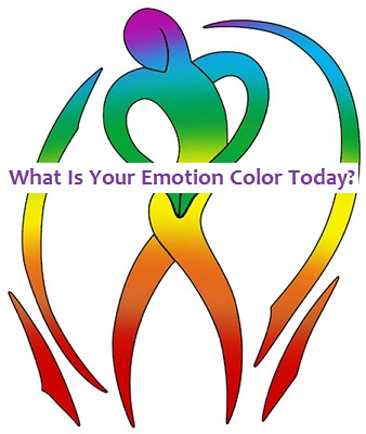 What Is Your Emotion Color Today?