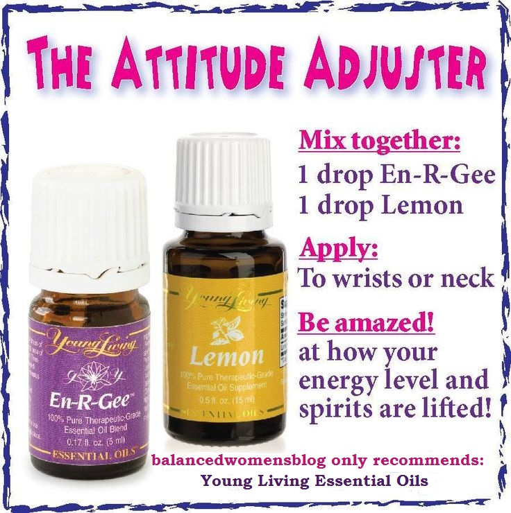 Attitude Adjusterwith Essential OIls