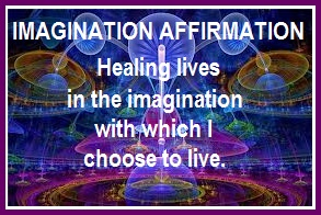 tuesday's healing word - imagination