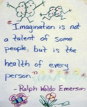 Tuesday's healing word imagination