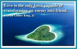 Dr. King's Quotes - MLK Day 2014