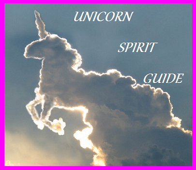 animal spirit guide - mythical unicorn