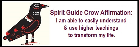 Animal Spirit Guide Crow