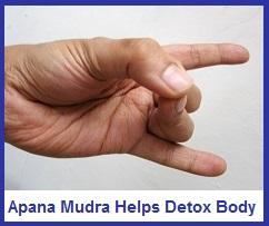 Hand Mudras for Helping Detox Body
