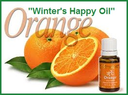 "Orange Essential Oil ""Winter Happy Oil"""