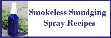 Make Your Own Smokeless Smudging Spray