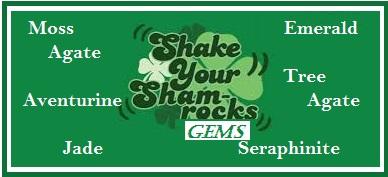 St. Patty's Day Lucky Gems