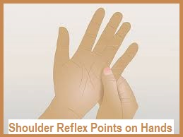 self-help to ease shoulder pain