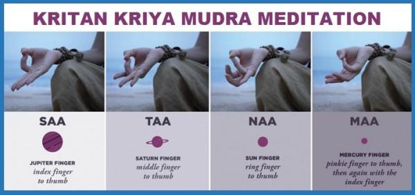 Kritan Kriya Mudra Meditation