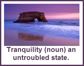 tuesday's healing word tranquility