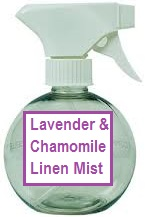 Recipe for Bed Linen Relaxing Mist