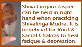 Shivalinga Mudra-Energy Charging